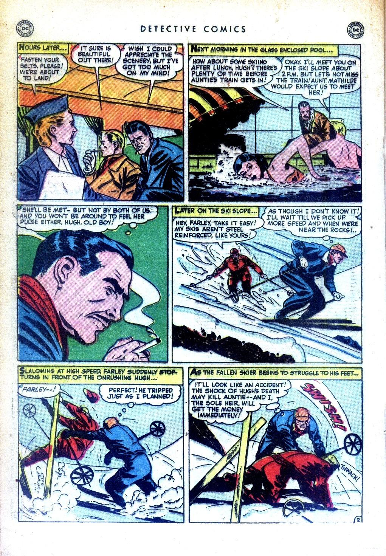 Read online Detective Comics (1937) comic -  Issue #169 - 28