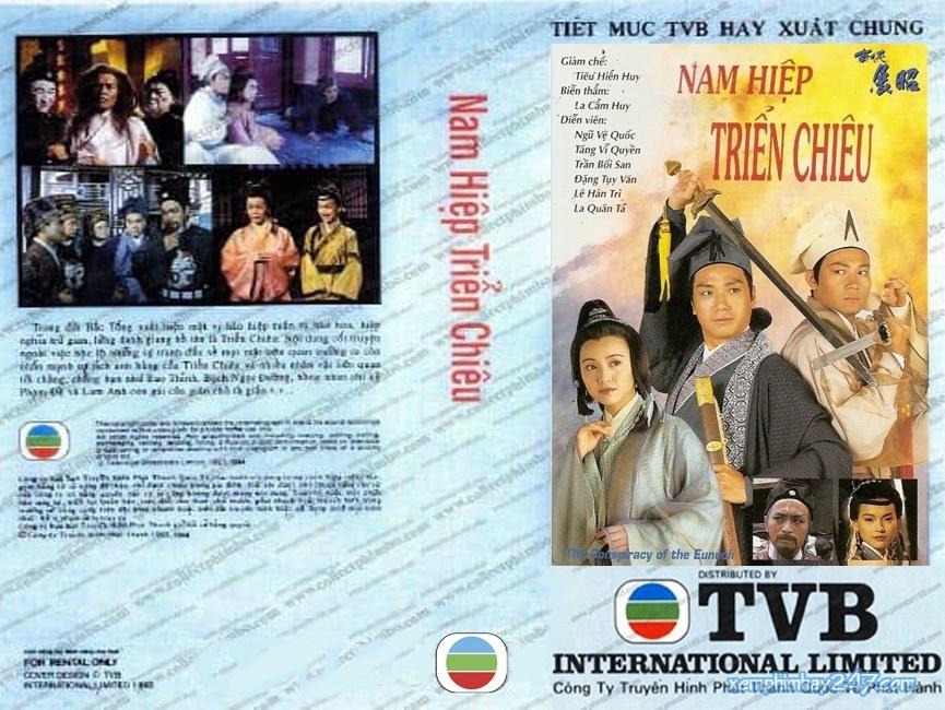 http://xemphimhay247.com - Xem phim hay 247 - Nam Hiệp Triển Chiêu (1993) - The Conspiracy Of The Eunuch (1993)