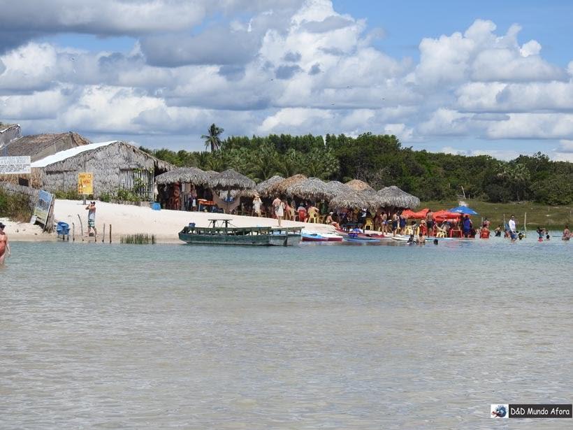 Lagoa Azul - Jericoacoara - Ceara