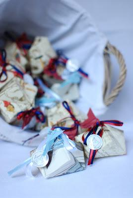origami segnaposto matrimonio