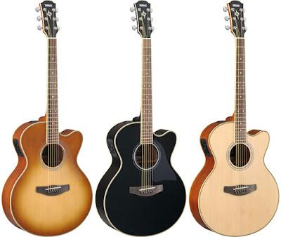 Đàn Guitar Acoustic điện Yamaha CPX700II