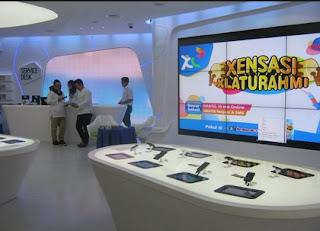 Kumpulan Alamat Gerai XL Center Lengkap Seluruh Indonesia