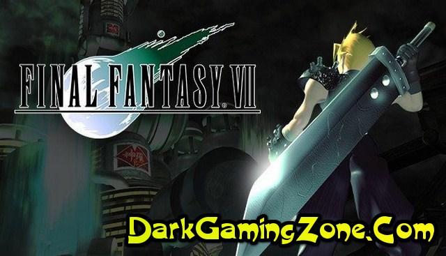 FINAL FANTASY VII Free Download Full PC Game