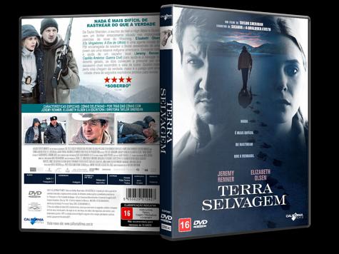 Capa DVD Terra Selvagem [Custom]