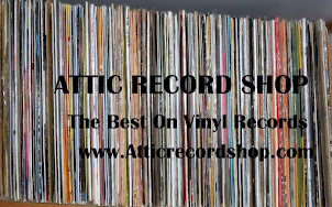 ATTIC RECORD SHOP-VINYL FOR SALE SHIP WORLDWIDE PAYPAL ACCEPTED