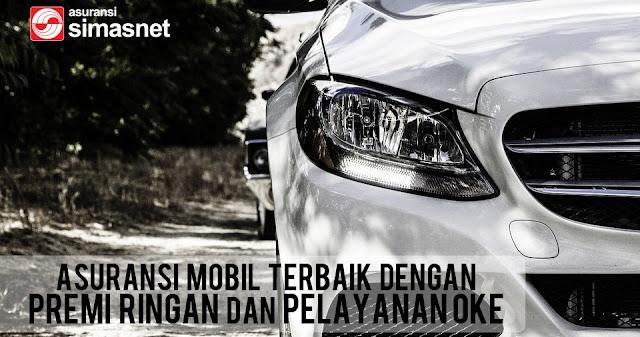 Produk Asuransi Mobil Terbaik Dari Simasnet