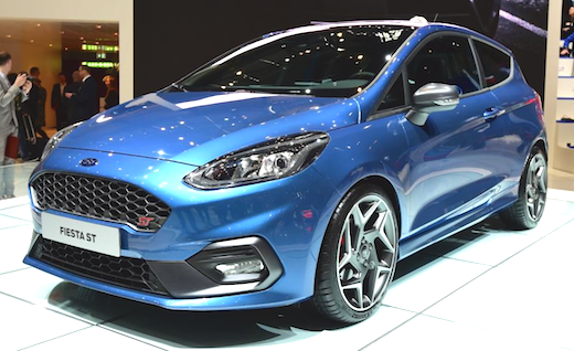 2019 Ford Fiesta ST Rumors