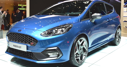 ford fiesta st rumors cars authority