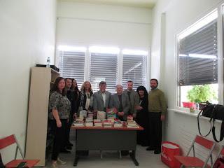 Ενίσχυση της σχολικής μας Βιβλιοθήκης - 18ο Δημοτικό σχολείο Κατερίνης