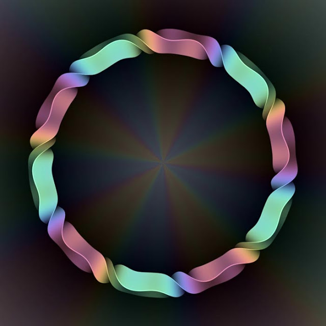 Fractal Ring Wallpaper Engine