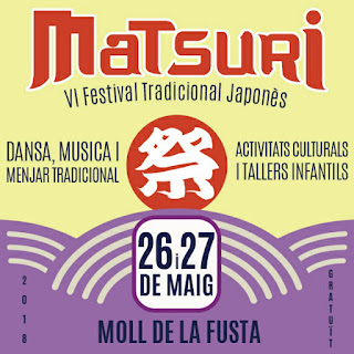 Matsuri - VI Festival Tradicional Japonés