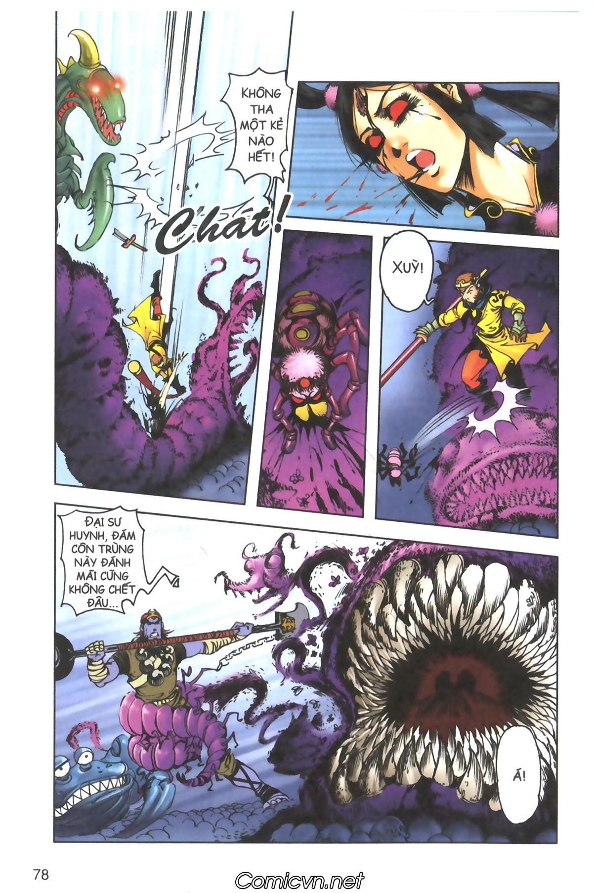 Tây Du Ký màu - Chapter 116 - Pic 24
