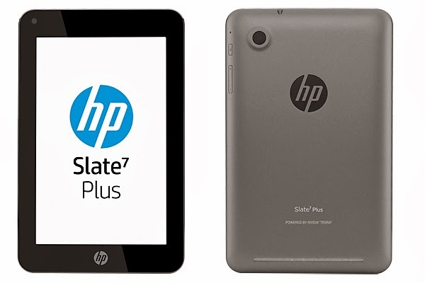 HP, android, tablet android, Nvidia Tegra, HP Slate7 Plus