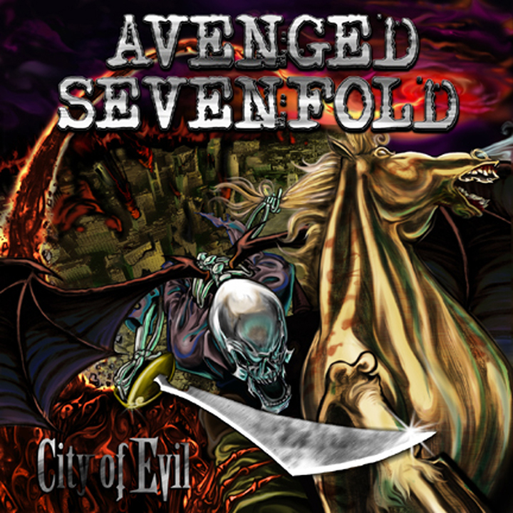 Avenged Sevenfold - City Of Evil [FLAC] ~ B-Town