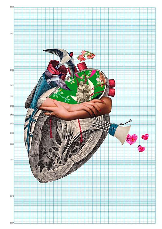 Ilustración de Hansel Obando