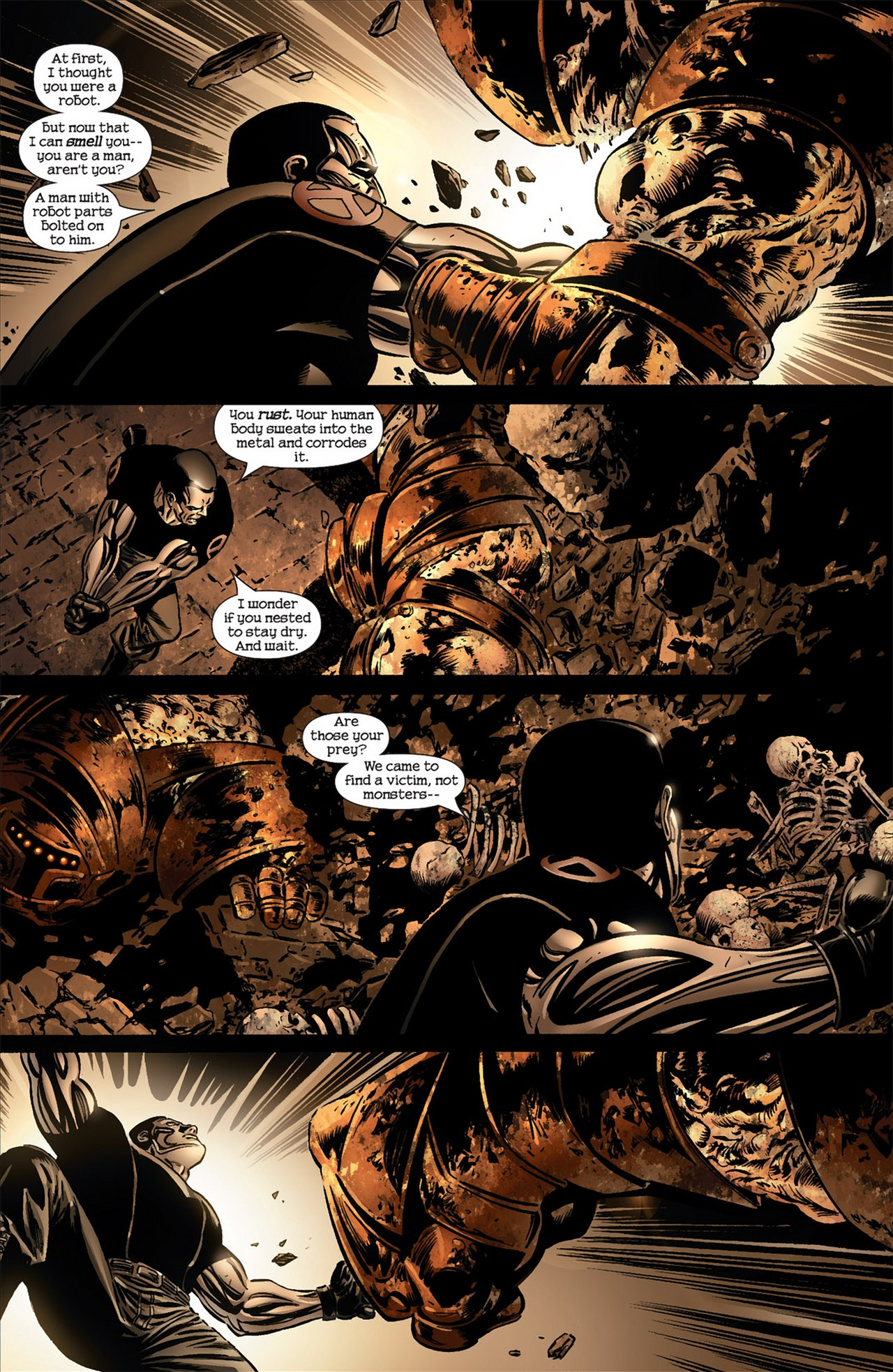 Read online Ultimate Nightmare comic -  Issue #3 - 21