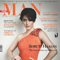 Various b-town hotties sizzling on magazine cover