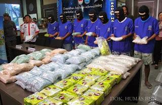 7 Orang Warga Aceh Timur Terancam Hukuman Mati