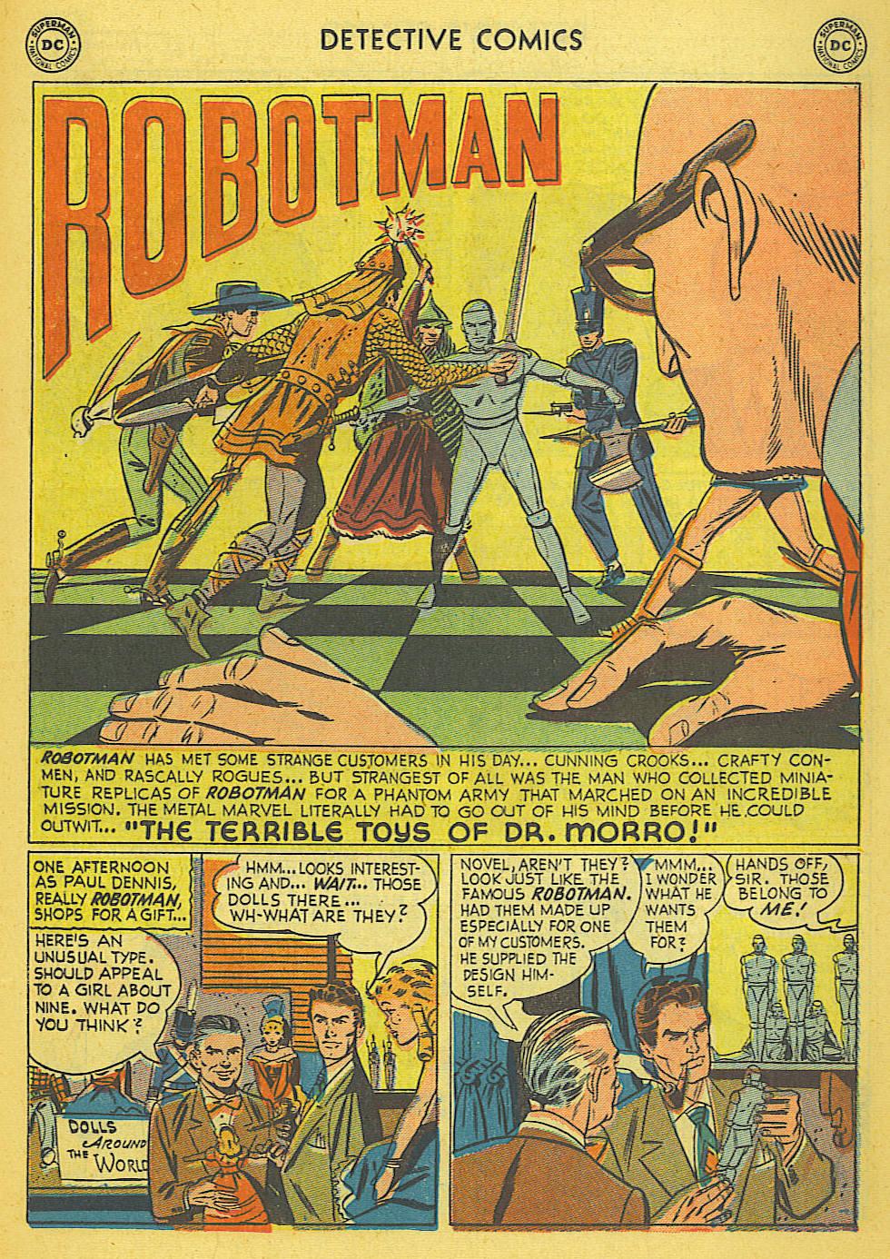 Read online Detective Comics (1937) comic -  Issue #173 - 18