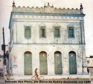Barra da Estiva: História e Imagens