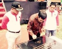 Festival Kebangsaan Mengenang Napak Tilas Bung Karno di Bumi Lampung Barat