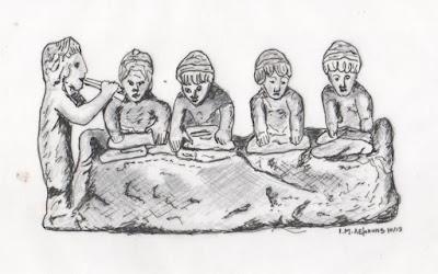 72 είδη ψωμιών τον 5ο αιώνα π.Χ.