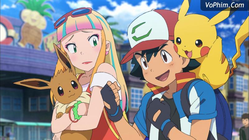 Pokémon The Movie: Sức Mạnh Của Chúng Ta - Ảnh 3