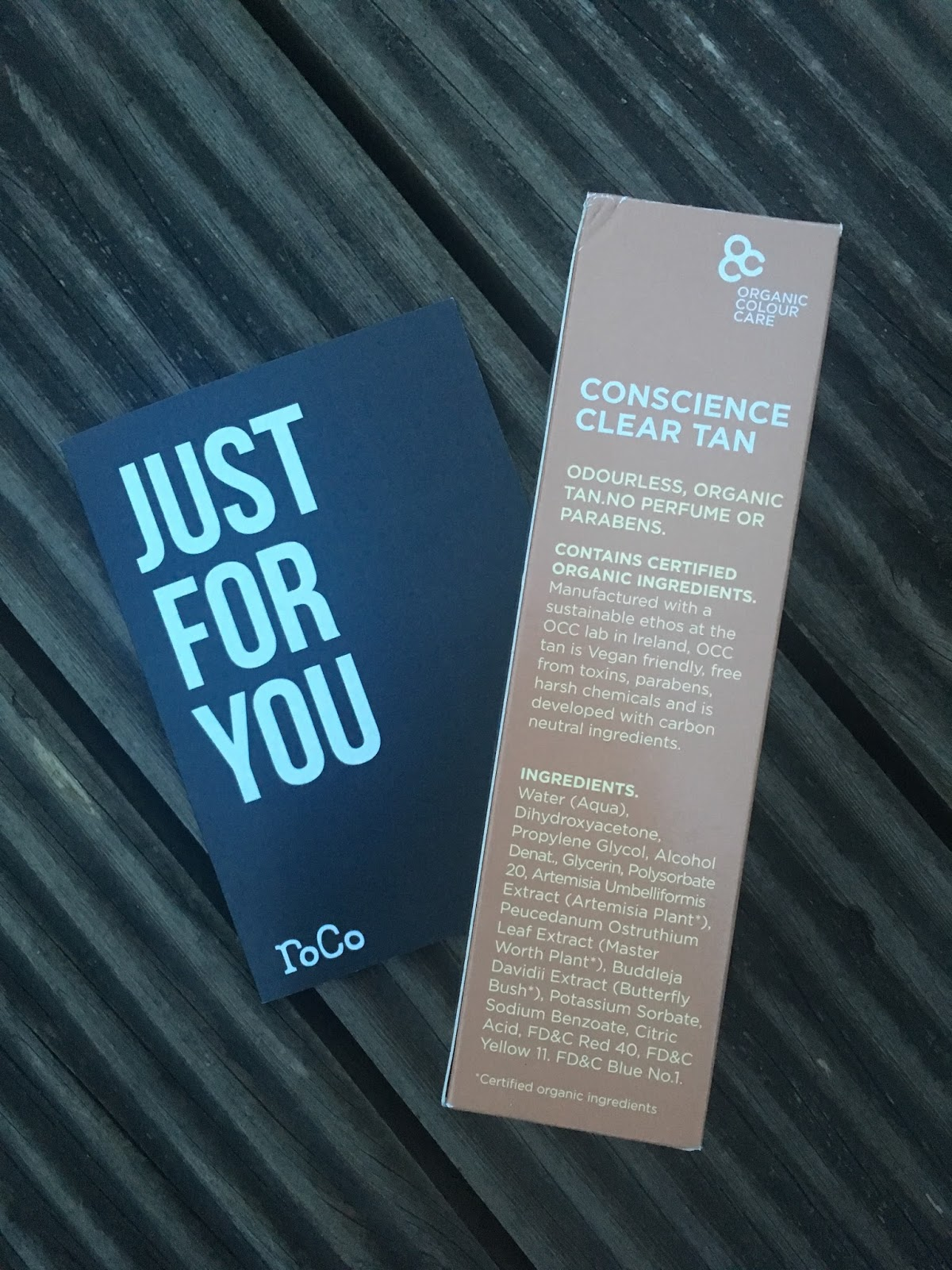 Guest Post Reviewing The Light Shade Of Conscience Clear Tan