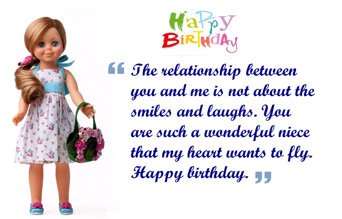 50 Niece Birthday Quotes And Images Happy Birthday Wishes