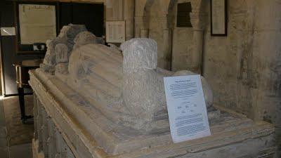 King Athelstan's Tomb
