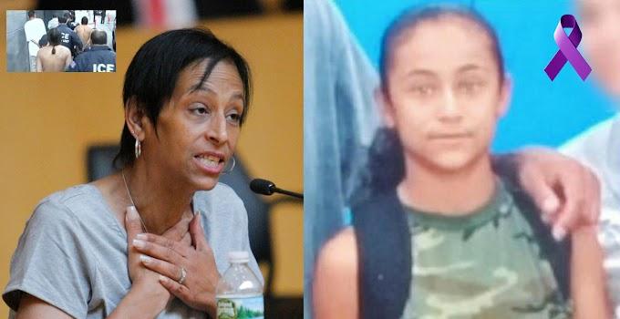 Madre dominicana de estudiante asesinada por la MS-13 dice pandilleros son nueva generación de asesinos