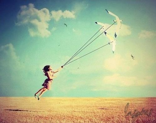 Frases Bonitas Si Quieres Volar Tienes Que Renunciar A Las
