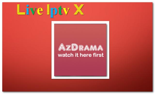 azdrama.net tv shows addon