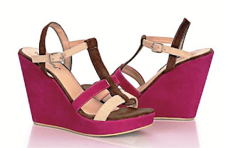 Sandal Wedges Cantik Yang Paling Disukai Wanita 201610