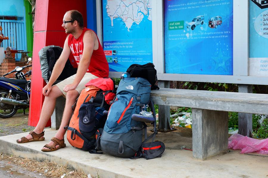 jak się pakować na podróż