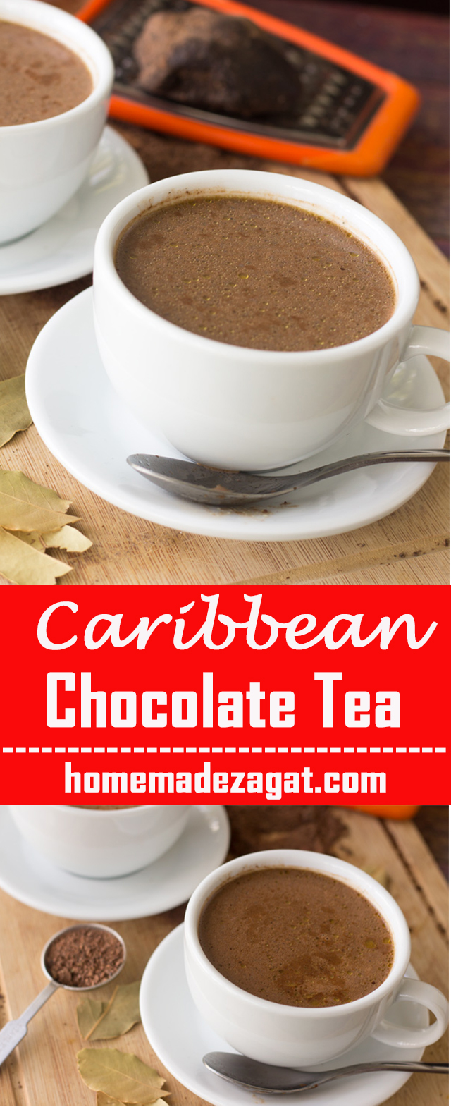 Caribbean Chocolate Tea Recipe