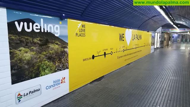 La Palma refuerza la promoción de su conexión aérea con Barcelona y se da a conocer como destino gay friendly en Italia