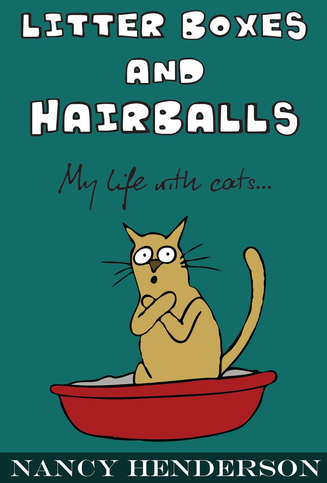 Litterboxes and Hairballs: My life with cats