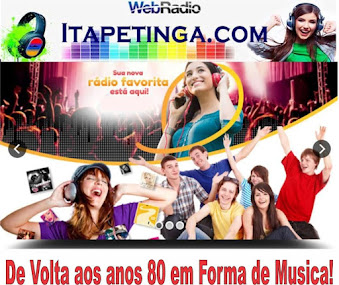 WEB RADIO ITAPETINGA