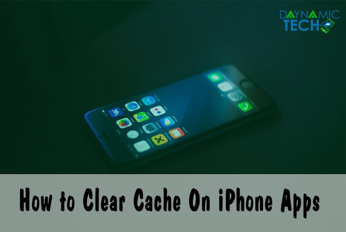 How To Clear Cache On iPhone Apps
