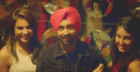Ju (You) Think Lyrics - Ambarsariya (2016) | Diljit Dosanjh