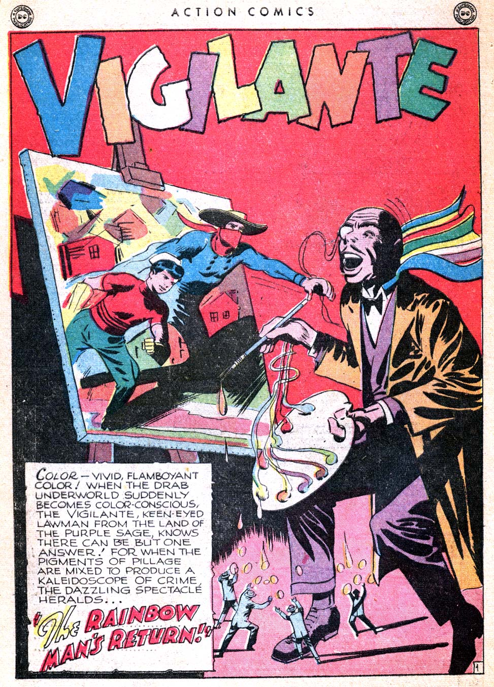 Read online Action Comics (1938) comic -  Issue #103 - 40