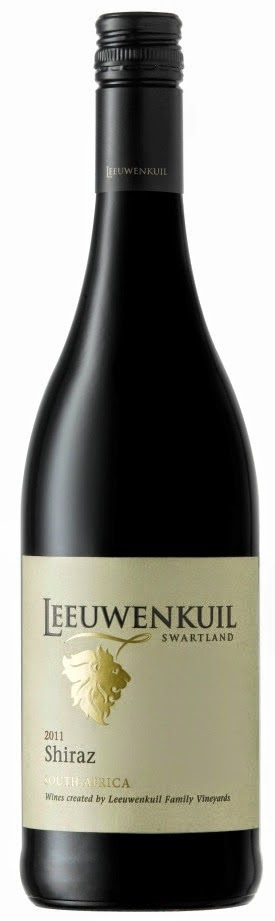 Lion's Lair Shiraz from Swartland, South Africa - RM