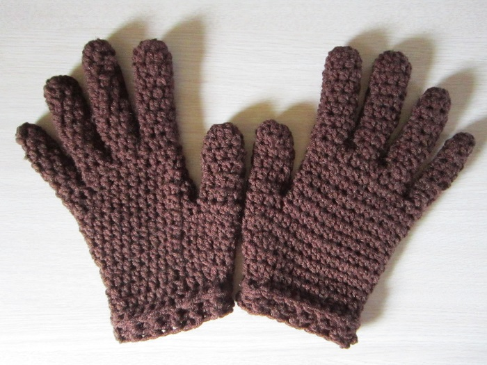 crochet, gloves, charity, donation