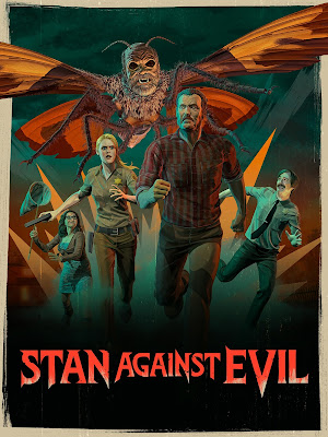 Stan Against Evil Season 3 Poster