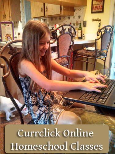 CurrClick Online Classes are one of our favorite #homeschool products. @tmichellecannon