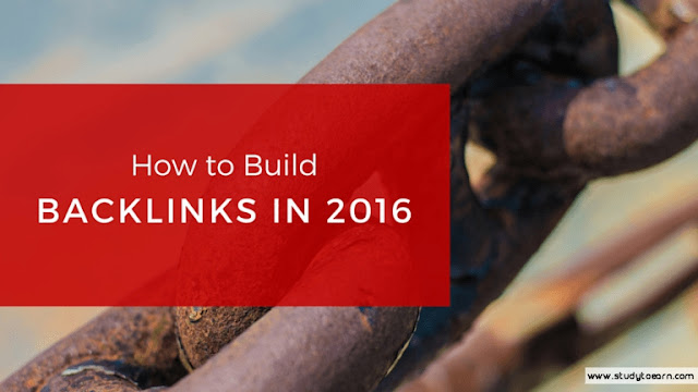 How To Create Backlinks and Ways To Build Backlinks