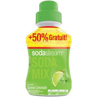 sodastream 50% gratuit