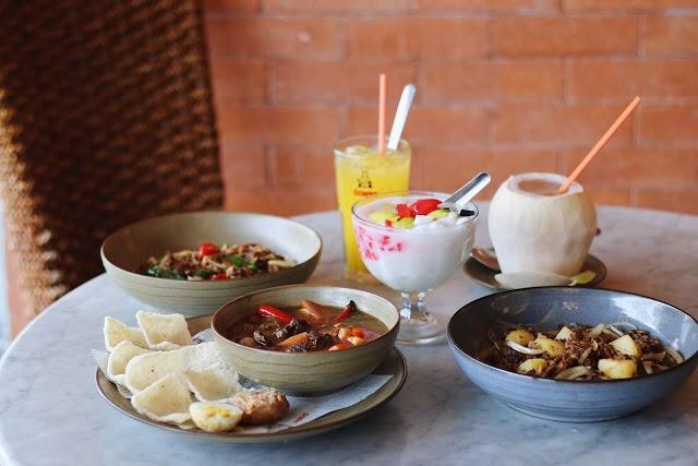 New Dishes - Sate Khas Senayan