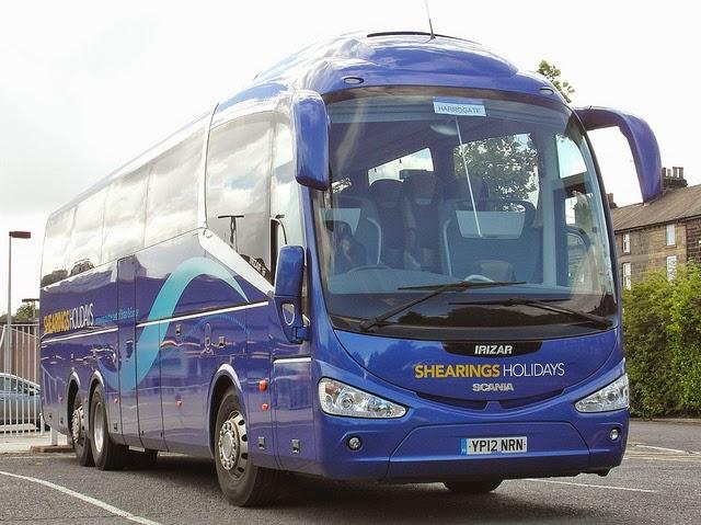 Bis Paling TOP di Dunia - Bus Irizar
